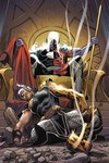 Mighty Thor Gates of Valhalla #1 (Garney Variant)
