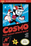 Cosmo #5 (Cover B - Game Box Art)
