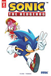 Sonic the Hedgehog #2 (2nd Printing)