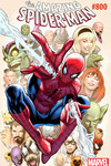 Amazing Spider-Man #800 (Land Variant)