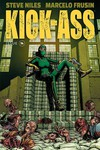 Kick-Ass #14 (Cover C - Burnham)