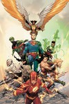 Justice League #23 (Opena Variant)