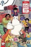 Big Hero 6 #2 (Cover A - Gurihiru)