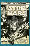 Walter Simonsons Star Wars Artists Edition HC