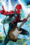 Amazing Spider-Man #22 (Heejin Jeon Marvel Battle Lines Variant)