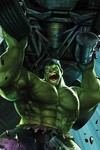 Immortal Hulk #17 (Heyjin Im Marvel Battle Lines Variant)