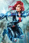 Black Widow #5 (K Lee Marvel Battle Lines Variant)