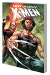 Uncanny X-Men TPB Cyclops and Wolverine