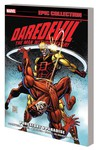 Daredevil Epic Collection TPB Purgatory and Paradise