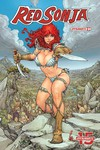 Red Sonja #4 (Cover D - Rocafort)