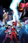 Go Go Power Rangers #20 Main & Mix