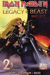 Iron Maiden Legacy O/ T Beast Vol 2 Night City #2 (Cover B - Tbd)