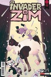 Invader Zim #43 (Cover B - Smart)