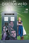Doctor Who 13th #8 (Cover C - Jones)