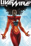 Livewire #6 (Cover B - Snyder III)