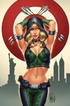 Robyn Hood Outlaw #4 (of 6) (Cover C - Dipascale)