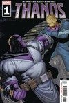 Thanos #1 (2nd Printing)