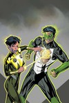 Hal Jordan and the Green Lantern Corps #24 (Nowlan Variant)