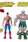DC Icons Doomsday Superman Death Superman Deluxe Action Figure 2 Pk