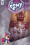 My Little Pony Ponyville Mysteries #3 (Cover A - Garbowska)