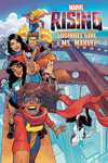 Marvel Rising Squirrel Girl Ms Marvel #1 (Artist Variant)