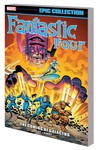 Fantastic Four Epic Collection TPB Coming of Galactus
