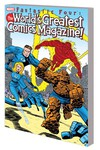 Fantastic Four TPB Worlds Greatest Comics Magazine