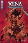 Xena #6 (of 5) (Cover A - Davila)