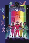 Mighty Morphin Power Rangers #29 (Subscription Gibson Variant)