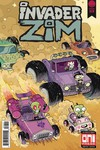 Invader Zim #33 (Cover B - Howard Variant)