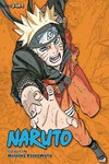 Naruto 3in1 TPB Vol 23
