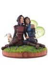 Avatar Korra & Asami in the Spirit World Statue