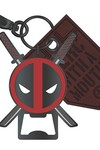 Marvel Deadpool Metal Bottle Opener Keychain