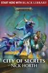 Warhammer City of Secrets Prose Novel SC