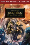 Warhammer Wolf King Prose Novel SC