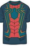 Avengers Infinity War I Am Iron Spider Previews Exclusive Navy T-Shirt XL