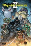 Batman Teenage Mutant Turtles II TPB