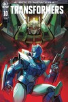 Transformers #10 (Cover A - Deer)