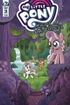 My Little Pony Spirit of the Forest #3 (of 3) (Cover A - Hickey)