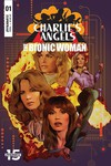 Charlies Angels vs Bionic Woman #1 (Cover A - Staggs)