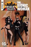 Charlies Angels vs Bionic Woman #1 (Cover C - Lesser)