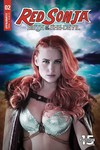 Red Sonja Birth of She Devil #2 (Cover C - Cosplay)