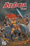 Red Sonja #6 (Cover A - Conner)
