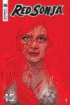 Red Sonja #6 (Cover C - Ward)