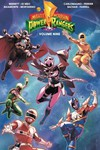 Mighty Morphin Power Rangers TPB Vol 09