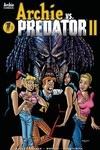 Archie vs Predator 2 #1 (of 5) (Cover B - Burchett)