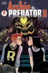 Archie vs Predator 2 #1 (of 5) (Cover C - Derek Charm)