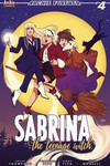 Sabrina Teenage Witch #4 (of 5) (Cover C - Mok)