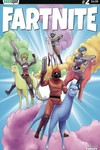 Fartnite (Cover B - Llama Riders in Sky)