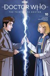 Doctor Who 13th #10 (Cover C - 10th Doctor)